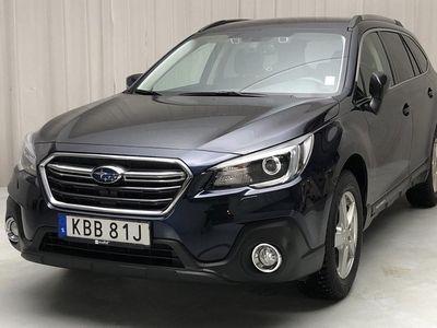 begagnad Subaru Outback 2.5i 4WD 2019, Kombi 290 000 kr