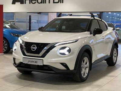 begagnad Nissan Juke *PREIMIÄRHELG* DIG-T 117HP 6MT N-CONNECTA