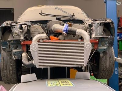 begagnad Audi S2 V8 dubbelturbo -92