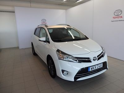 begagnad Toyota Verso 1.8 Edition Feel 7-sits 147hk -16