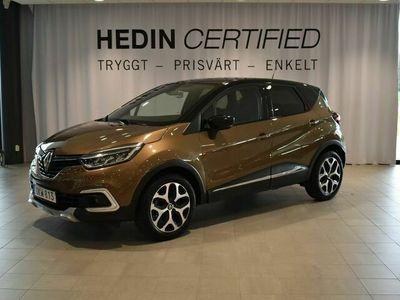 begagnad Renault Captur 1.2 TCe DCT, 120hk