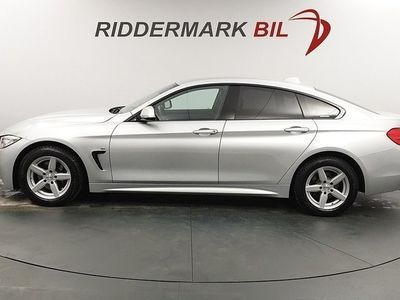 begagnad BMW 420 d xDrive GC M Sport Navi Skinn H/K