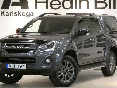 begagnad Isuzu Pick up 1.9D 4WD Craftsman D-värmare Drag V-hjul