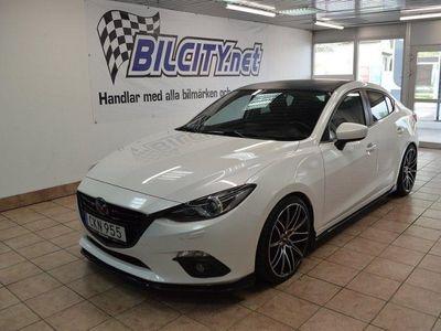 begagnad Mazda 3 Sedan 2.2 SKYACTIV-D Euro 6 150hk