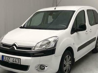 begagnad Citroën Berlingo Family III 1.6 HDI 2014, Transportbil Pris 60 000 kr