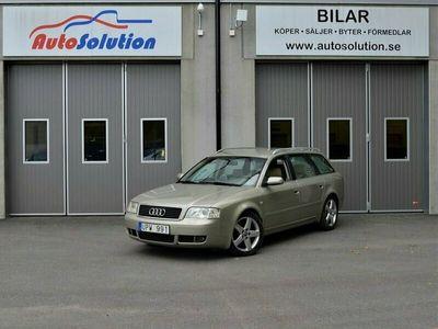 begagnad Audi A6 1.8 T Sport, Comfort 150hk Nybes Ny kamrem