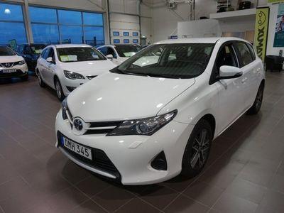 gebraucht Toyota Auris 1.6 5dr Comfort (132hk)