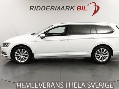 begagnad VW Passat Sportscombi SC 2.0 TDI Executive Eu6 Backkamera Drag