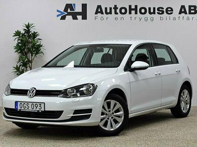 begagnad VW Golf 5-dörrar 1.2 TSI 110HK CarPlay