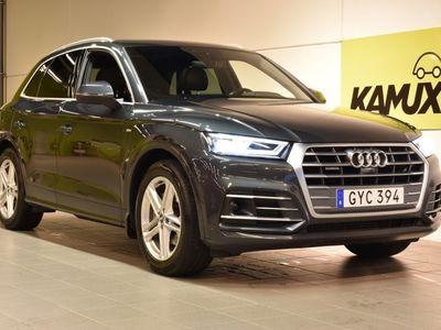 begagnad Audi Q5 2.0 TFSI Q S Tronic S-Line Pro