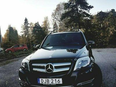 begagnad Mercedes GLK220 204 XCDI