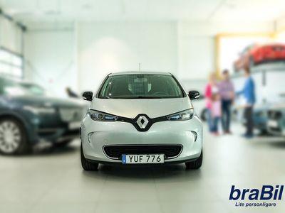 begagnad Renault Zoe 109 hk 41 kWh Intens batteriköp II