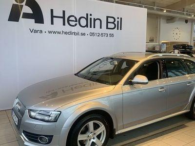 begagnad Audi A4 Allroad 2,0 TDi Sport VÄRMARE DRAG