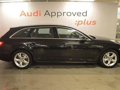 begagnad Audi A4 AV 2.0 TDI 190HK SPORT Q ST *Sthlm paketet*