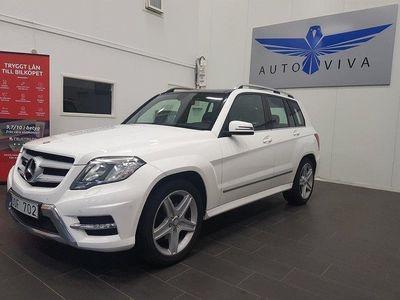 begagnad Mercedes GLK220 CDI / 4MATIC / Aut / AM