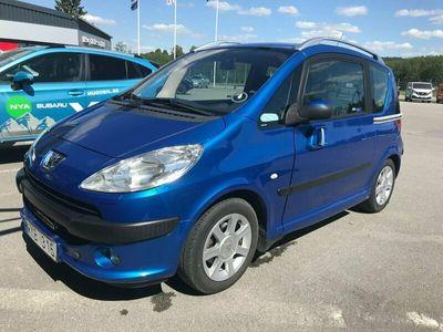 begagnad Peugeot 1007 1.4 2005, SUV Pris 24 500 kr