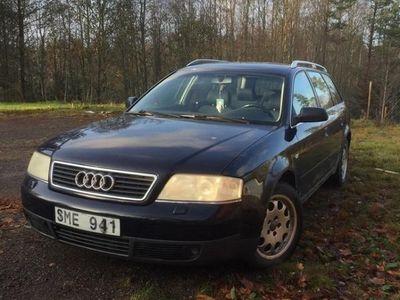 begagnad Audi A6 2,4
