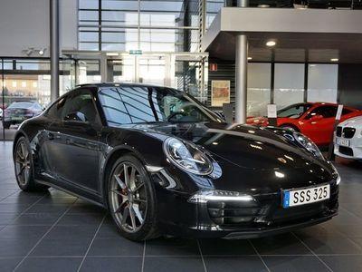 begagnad Porsche 911 Carrera 4S 991 Carrera 4S