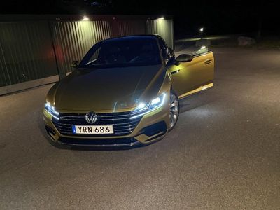begagnad VW Arteon 2.0 TDI 4Motion DSG