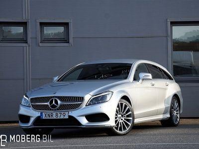 begagnad Mercedes CLS350 d 4M SB AMG H/K D-Värmare