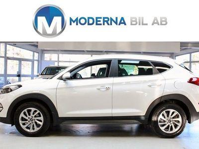 begagnad Hyundai Tucson 1.6 4WD EU6 NAVI KAMERA KEYLESS