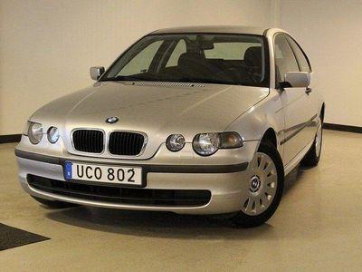 begagnad BMW 316 Compact i 116hk