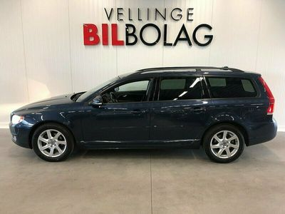 begagnad Volvo V70 T5 Powershift Kinetic 240hk