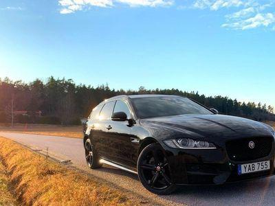 begagnad Jaguar XF Sportbrake R-Sport 2.0d