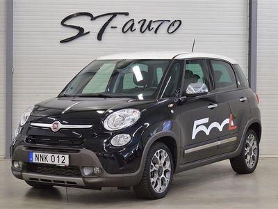 begagnad Fiat 500L Övrigt1.6 MJT Låga mil 2015, Övrigt 143 900 kr