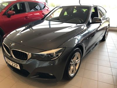 begagnad BMW 320 Gran Turismo d xDrive M-Sport Navi (190hk)