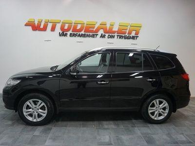 begagnad Hyundai Santa Fe 2.2 CRDi 4WD EXCLUSIVE 200hk