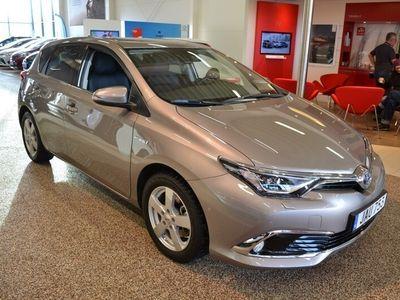 gebraucht Toyota Auris 1,8 Elhybrid Executive Vinterhjul Ingår