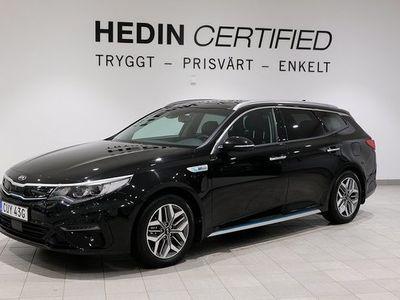 begagnad Kia Optima Hybrid Plug-in plus-paket2 Navi 2019, Personbil 349 900 kr