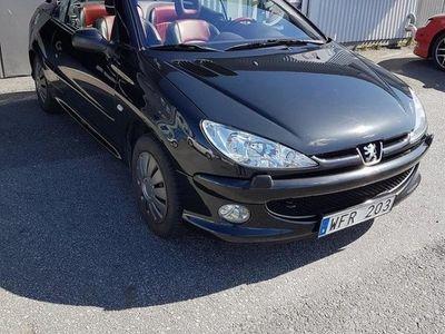 begagnad Peugeot 206 CC 2.0 136hk