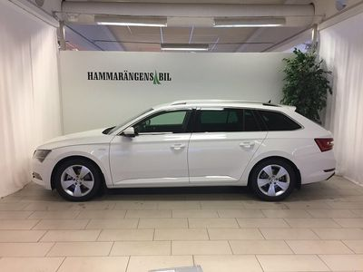second-hand Skoda Superb Kombi 2.0 TDI 4x4 DSG L&K, Busin -18