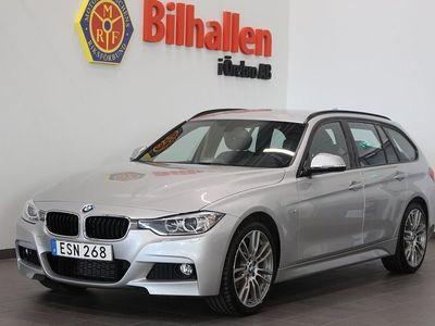 begagnad BMW 320 d xDrive Touring M Sport /Automat