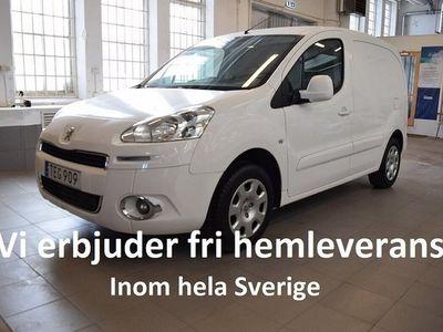 begagnad Peugeot Partner 1.6 HDi 3 sits 92hk, Leasing