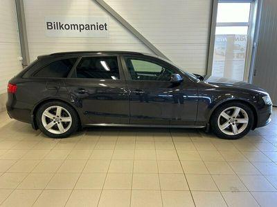 begagnad Audi A4 Avant 2.0 TFSI quattro Comfort 180hk