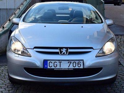 begagnad Peugeot 307 CC 2.0 136hk