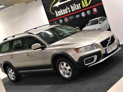 begagnad Volvo XC70 D5 AWD Geartronic Momentum 185hk