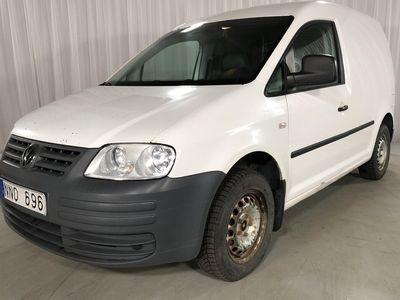 used VW Caddy 1.9 TDI Skåp (105hk)