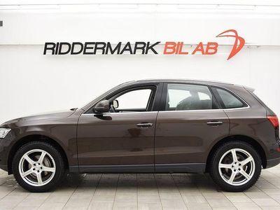 begagnad Audi Q5 2.0 TDI clean diesel quattro 150hk SPORTS EDITION