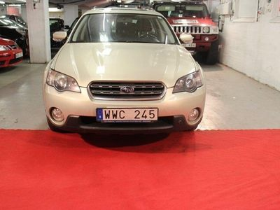 begagnad Subaru Outback 2.5 4WD 167hk