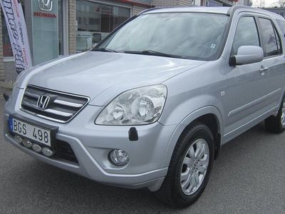 begagnad Honda CR-V 2.2 i-CTDi Executive 4WD 140hk