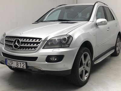 begagnad Mercedes ML320 CDI