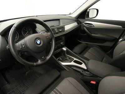 begagnad BMW X1 xDrive 20d Aut