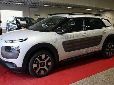 begagnad Citroën C4 Cactus PureTech 110 S&S Feel -15