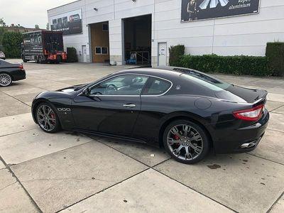 begagnad Maserati Granturismo S