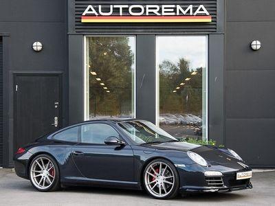 used Porsche 911 Carrera 4S 997 PDK -09