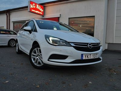 brugt Opel Astra Kombi CDTI Dynamic Aut. 136hk